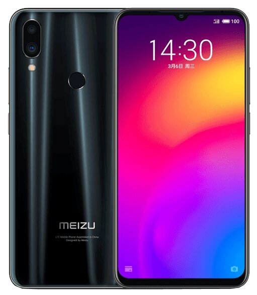 Смартфон Meizu Note 9 4/64GB