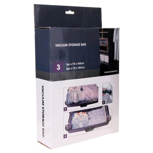 Набор вакуумных пакетов BRADEX TD 0358 с вешалкой, 3 шт.