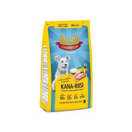 Фото - Сухой корм для собак Hau-Hau Champion курица, с рисом 2 кг сухой корм для собак chicopee курица с рисом 2 кг
