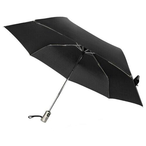 Зонт автомат Voyager Зонт Оупен черный зонт автомат senz crystal retail 1021105