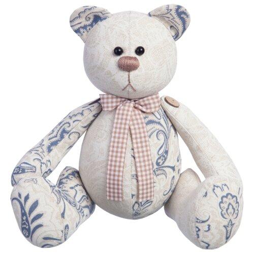 Купить Малиновый слон Набор для изготовления мягкой игрушки Медвежонок Пэч (ТК-033), Изготовление кукол и игрушек
