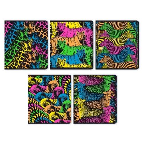 Купить Феникс+ Упаковка тетрадей 46971, 5 шт., клетка, 96 л., Тетради
