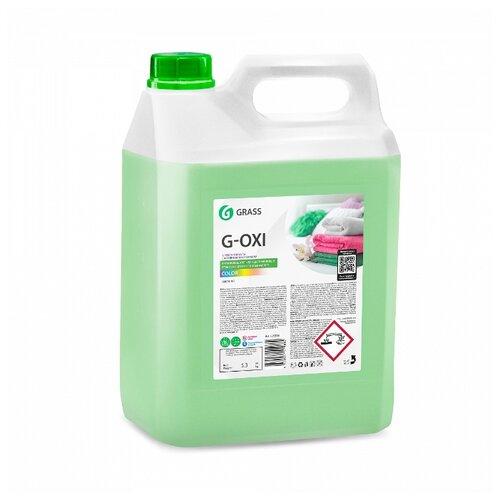 GraSS Пятновыводитель G-OXI gel color, 5 л