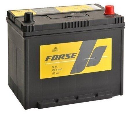 Аккумулятор Forse 6СТ-70VL (0) JIS (85D26L)