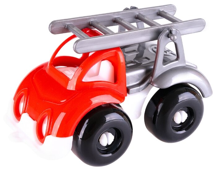 Пожарный автомобиль Knopa Вжух в городе (86221) 10 см