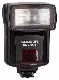 Вспышка Soligor DG-340DZ for Canon