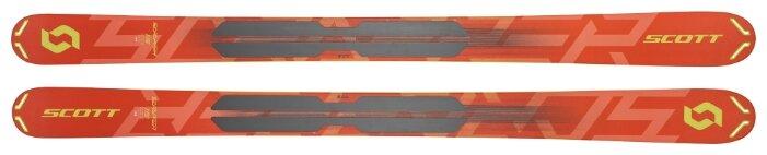 Горные лыжи Scott Scrapper 115 (18/19)