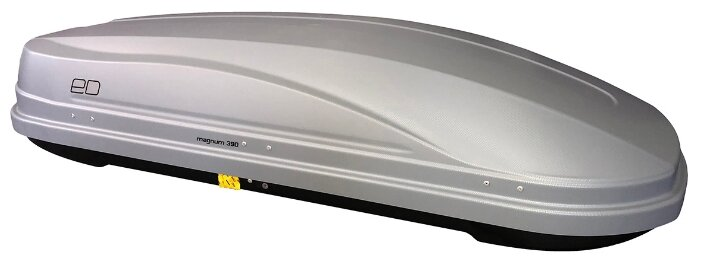 Бокс THULE Pacific 780, антрацит, aeroskin, 420 л