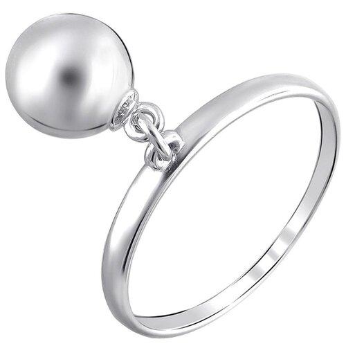 Эстет Кольцо из серебра 01К0511137, размер 16 ЭСТЕТ