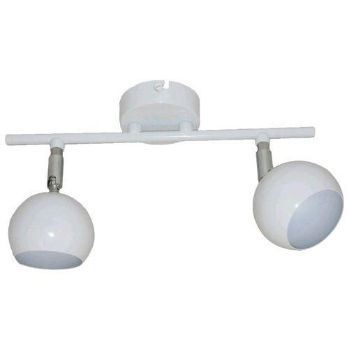 Светильник РОССвет Астрал РС20743 WT+CR/2C 32 смНастенно-потолочные светильники<br>