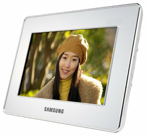 Фоторамка Samsung SPF-72H