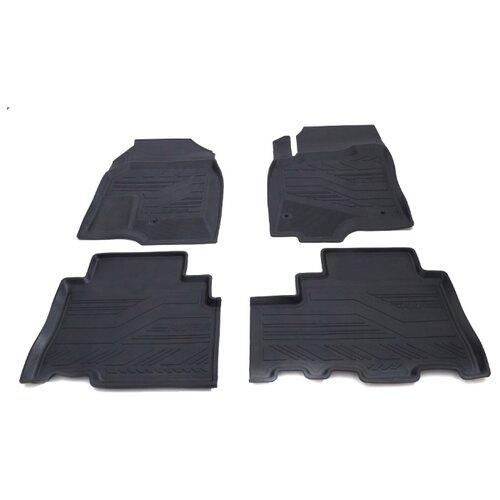 Комплект ковриков AVD Tuning ADRPLR050 Opel Antara 4 шт. черный комплект ковриков avd tuning adrplr016 chevrolet captiva 4 шт черный