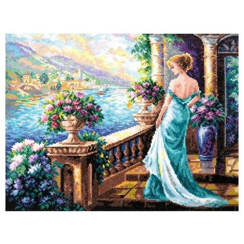 Купить Чудесная Игла Набор для вышивания Моя богиня! 40 x 32 см (65-04), Наборы для вышивания