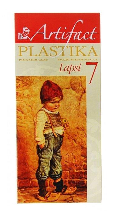 Полимерная глина Artifact LAPSI 7 классических цветов (7107-8), 140 г