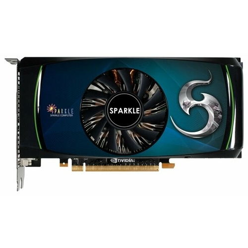 Видеокарта Sparkle GeForce GTX 460 700Mhz PCI-E 2.0 1024Mb 3600Mhz 256 bit 2xDVI Mini-HDMI HDCP
