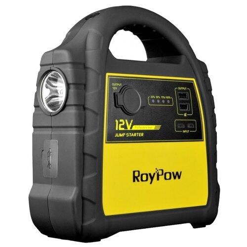 Пусковое устройство RoyPow J301 черный/желтый