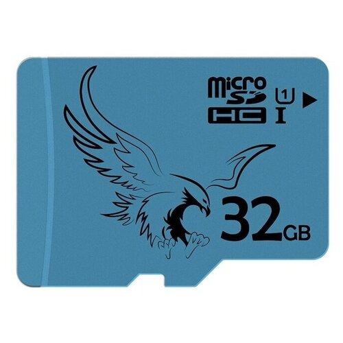 Фото - Карта памяти Braveeagle U1 32GB синий карта памяти braveeagle u1 64gb синий