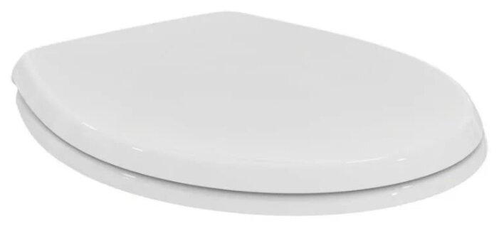 Крышка-сиденье для унитаза Ideal STANDARD Eurovit W3026