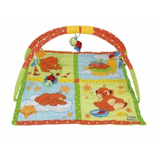 Развивающий коврик Canpol Babies Мишка (2/270)