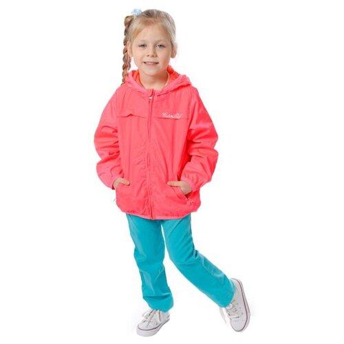 Куртка V-Baby размер 104, розовый неонКуртки<br>