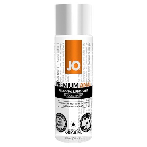 Гель-смазка JO Premium Anal Original 60 мл флакон