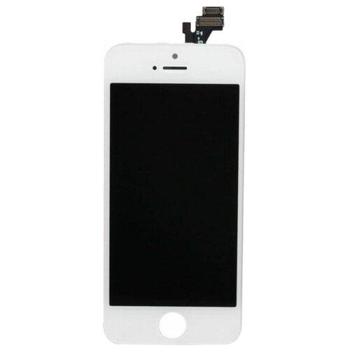 Фото - Дисплей с тачскрином TIANMA для Apple iPhone 5 белый дисплей tianma для iphone 6s white 476776