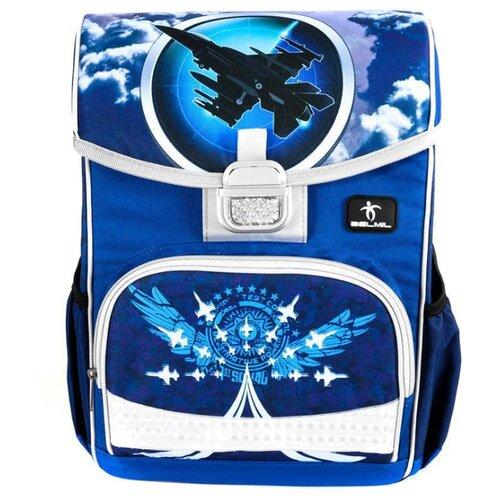 Купить Belmil Ранец Click - Sky Unit (405-45/785) синий/голубой, Рюкзаки, ранцы