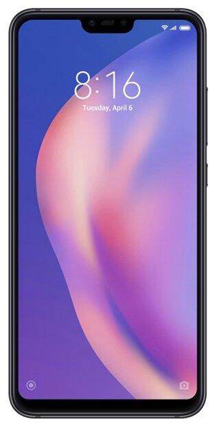 Сотовый телефон Xiaomi Mi8 Lite 6/128GB Black