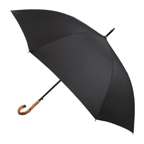 Зонт-трость полуавтомат FLIORAJ Premium мужской черный рюкзак женский flioraj цвет черный 00058058