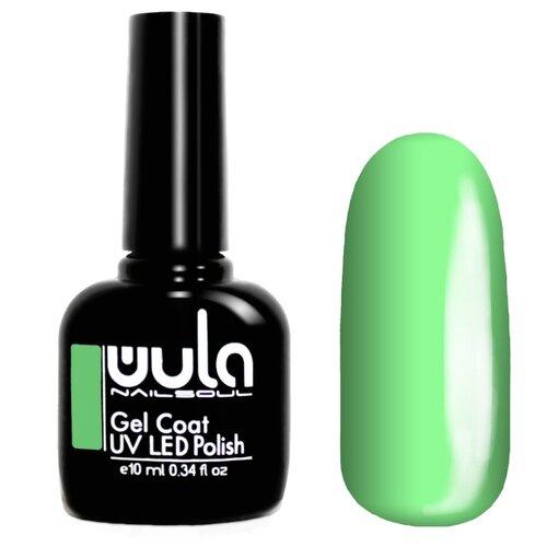 Гель-лак для ногтей WULA Gel Coat, 10 мл, оттенок 367 серо-зеленый гель лак для ногтей wula gel coat 10 мл оттенок 367 серо зеленый