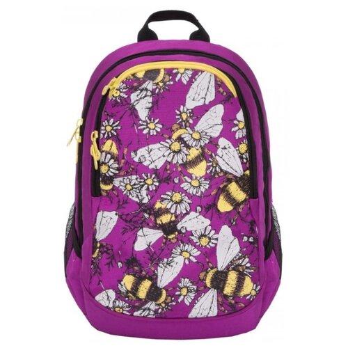 Рюкзак Grizzly RD-843-2 13 фиолетовый рюкзак городской grizzly цвет черный фуксия rd 831 2 3