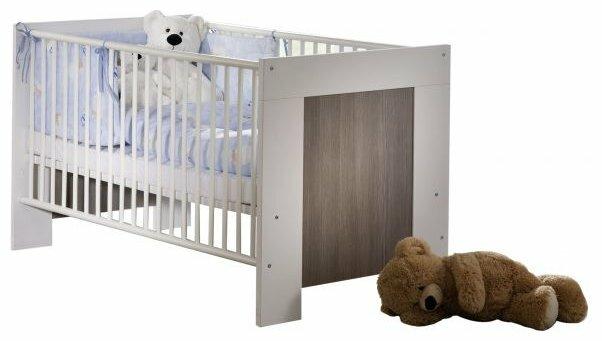 Кроватка Garantie Möbel Янне