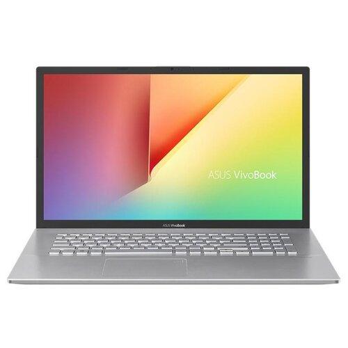 Купить Ноутбук ASUS VivoBook 17 D712DA-AU116T (AMD Ryzen 7 3700U 2300MHz/17.3 /1920x1080/8GB/1000GB HDD/DVD нет/AMD Radeon RX Vega 10/Wi-Fi/Bluetooth/Windows 10 Home) 90NB0PI1-M01710 Transparent Silver