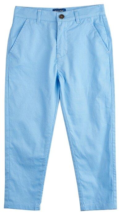 Брюки Max&Jessi размер 4-5, светло-голубой