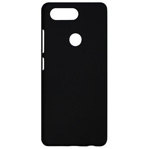 Чехол Volare Rosso Soft-touch для Honor 7C Pro (пластик) черный
