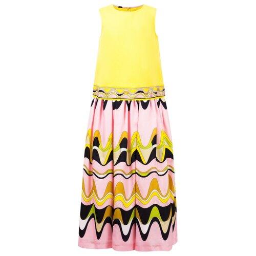 Купить Комплект одежды Emilio Pucci размер 152, розовый/желтый, Комплекты и форма
