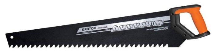 Ножовка по ячеистому бетону 550 мм Кратон 2 03 13 002