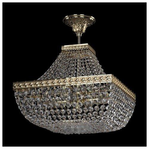 Люстра Bohemia Ivele Crystal 1928 19282/H1/35IV G, E14, 240 Вт bohemia ivele crystal 1928 55z g