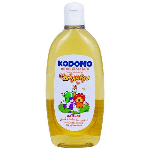 KODOMO Детский шампунь с увлажняющим кремом 200 мл мыло с колд кремом авен
