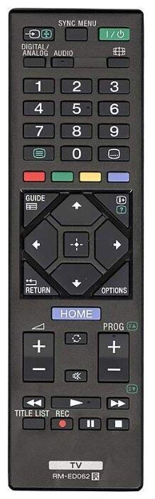 Пульт ДУ Huayu RM-ED062 для телевизоров Sony KDL-40R485B/KDL-32R435B