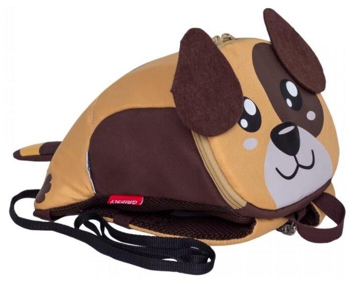 Grizzly Рюкзак детский RS-991-1 Собака