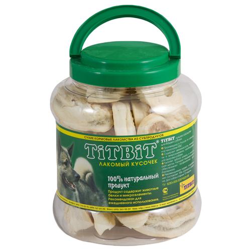 Лакомство для собак Titbit Пятачок диетический, 300 г