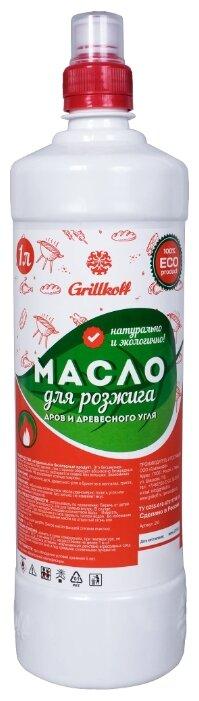 Grillkoff Масло для розжига, 1 л