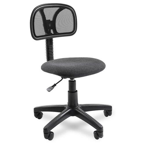 Компьютерное кресло Chairman 250, обивка: текстиль, цвет: черный/серый