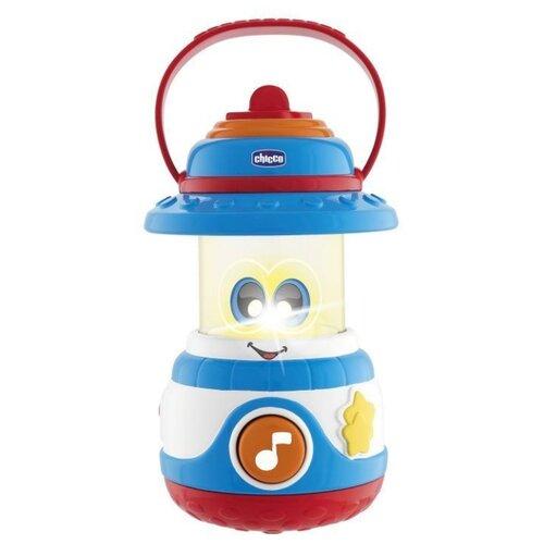 Развивающая игрушка Chicco Фонарик белый/синий/красныйРазвивающие игрушки<br>