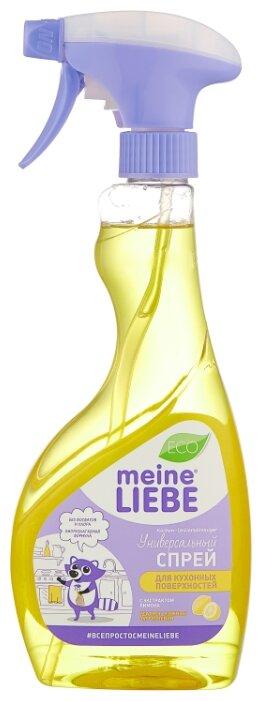Купить Универсальный спрей для кухонных поверхностей Meine Liebe 500 мл по низкой цене с доставкой из Яндекс.Маркета (бывший Беру)