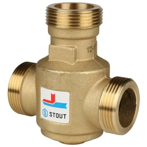 Термостатический клапан для радиатора STOUT SVM-0030-325506