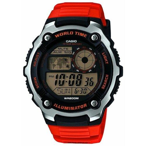 Наручные часы CASIO AE-2100W-4A часы casio ae 1300wh 4a