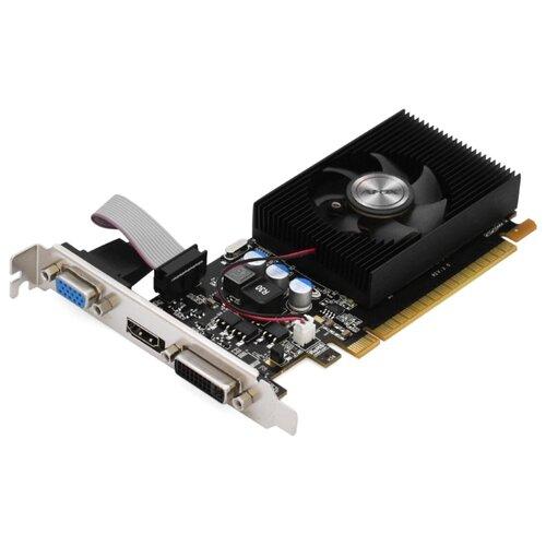 Видеокарта AFOX GeForce GT 730 700MHz PCI-E 2.0 2048MB 1333MHz 64 bit DVI HDMI HDCP Retail