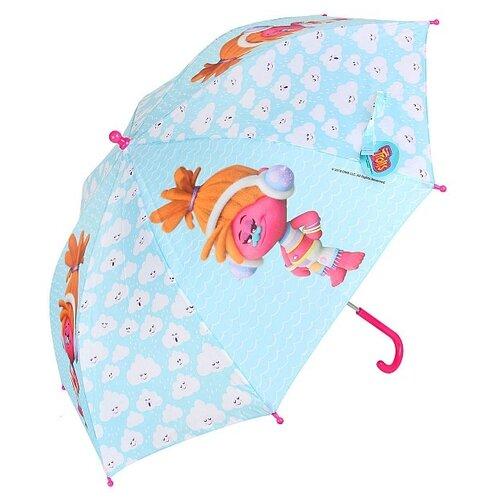 Зонт Amico голубой